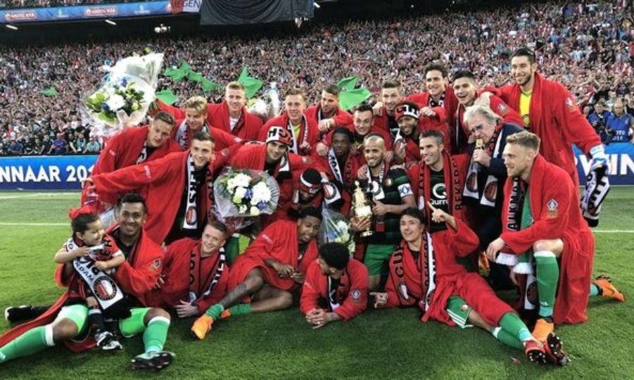 «Ρέφαρε» με το Κύπελλο η Φέγενορντ