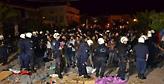 Μυτιλήνη: Πεδίο μάχης η πλατεία Σαπφούς