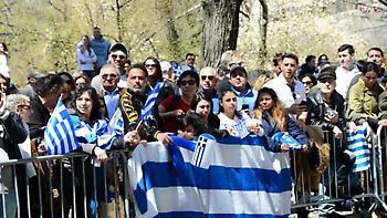 Αρωμα Ελλάδας στην 5η λεωφόρο του Μανχάταν