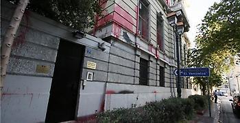 Μία σύλληψη για την χθεσινή επίθεση στην πρεσβεία της Γαλλίας