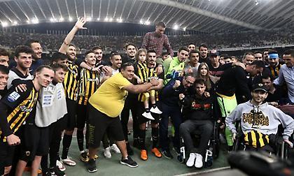 Το πρωτάθλημα της ΑΕΚ γιορτή ποδοσφαιρικής υγείας!