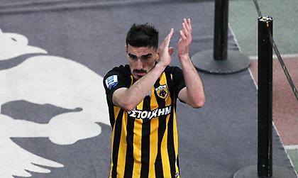 Ισχυρό το συμβόλαιο της ΑΕΚ με Λάζαρο και για το 18-19