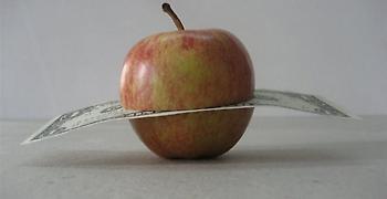Τελωνειακό πρόστιμο 500 δολαρίων για αδήλωτο μήλο