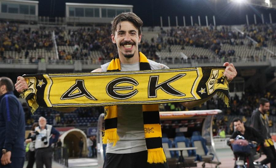 Σιμόες στο sport-fm.gr: «Απόλαυση να είσαι αρχηγός σε αυτή την ομάδα»!