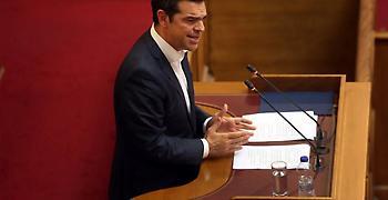 Τσίπρας στην ΚΟ του ΣΥΡΙΖΑ: Καθαρή έξοδος χωρίς πιστοληπτική γραμμή