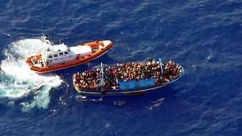 Αριθμός ρεκόρ στις αφίξεις μεταναστών στη Μεσόγειο το τελευταίο 48ωρο