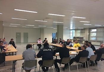 Σύσκεψη για τα μέτρα ασφαλείας του Final 4 του BCL