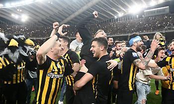 Η παρακάμερα του ματς-φιέστα της ΑΕΚ: «Μοναδικές, ανεπανάληπτες, μαγικές στιγμές» (video)