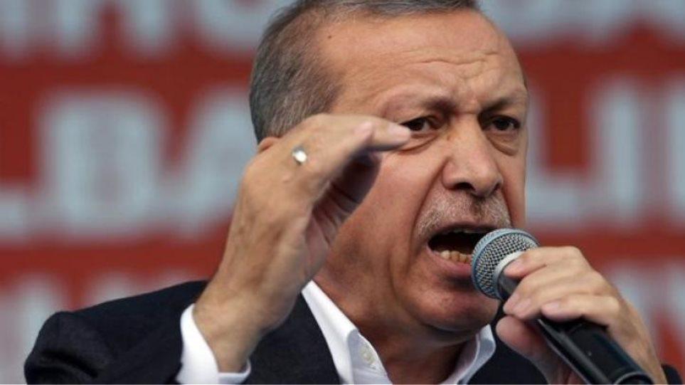 Προεκλογική ομιλία στην Γερμανία σχεδιάζει ο Ερντογάν - Το Βερολίνο του ρίχνει... άκυρο