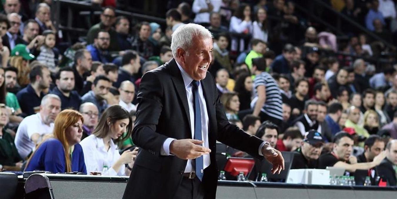 Ομπράντοβιτς: «Είμαστε ένα βήμα μακριά από το Final Four»