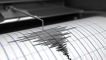 Σεισμός 3,9 Ρίχτερ κοντά στην Πάτρα