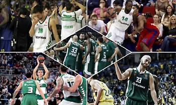 Παναθηναϊκός: Ψάχνει «διπλό» στα playoffs από τη… Βαρκελώνη! (videos)