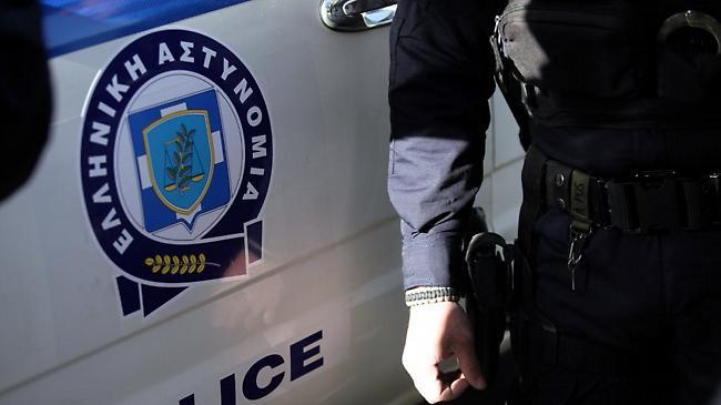 Βόλος: Συνελήφθη γιατί τα 'χε βάψει (όλα) μαύρα