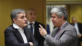 Πρώτο θέμα η Ελλάδα στο Eurogroup της Παρασκευής
