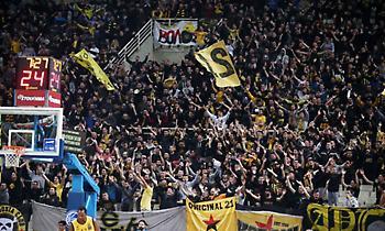 Γενική είσοδος 2 ευρώ στην «πρόβα» της ΑΕΚ για το Champions League