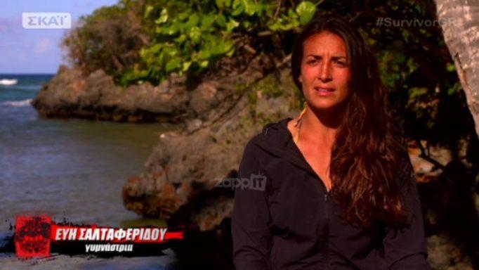 Survivor: Αιχμές Σαλταφερίδου κατά Ροδάνθης και Μαχητών!