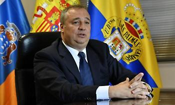 Συνελήφθη ο πρόεδρος της Λας Πάλμας