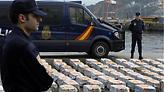 Ισπανία: Ποσότητα «μαμούθ» κοκαΐνης κατασχέθηκε μέσα σε κοντέινερ για μπανάνες