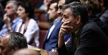 ΝΔ: Επιβεβαιώνεται η υπόθεση διαφθοράς με τον συνεργάτη του Τσακαλώτου