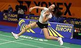 Εξαιρετική εμφάνιση της Σωτηρίου στο Ευρωπαϊκό Πρωτάθλημα μπάντμιντον
