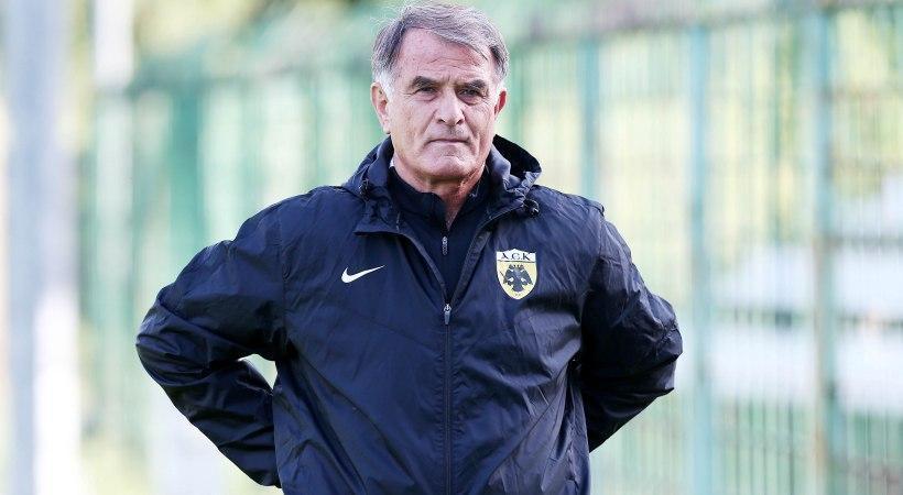 Μπάγεβιτς: «Οι παίκτες της ΑΕΚ είναι ήρωες»
