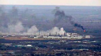 Ισχυρή έκρηξη με πολλούς τραυματίες σε διυλιστήριο στο Ουισκόνσιν