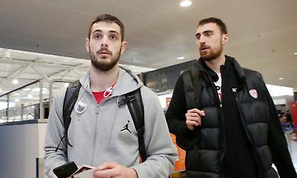 Επιστροφή χαράματα και διήμερο ρεπό στον Ολυμπιακό