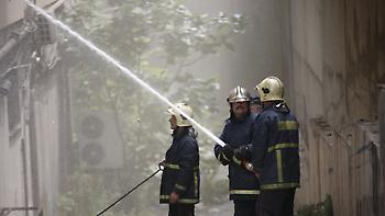 Έβαλαν φωτιά με μολότοφ σε καφενείο στη Νίκαια
