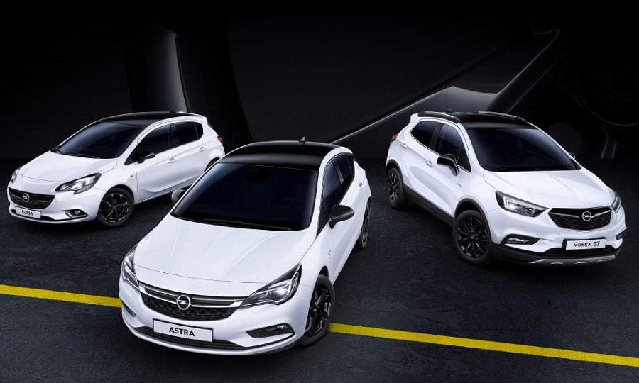 Μοντέλα της Opel με ξεχωριστό στυλ