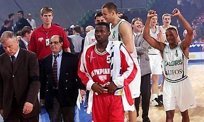 Ολυμπιακός: «Κακός δαίμονας» ξανά η Ζαλγκίρις, 19 χρόνια μετά το Μόναχο!