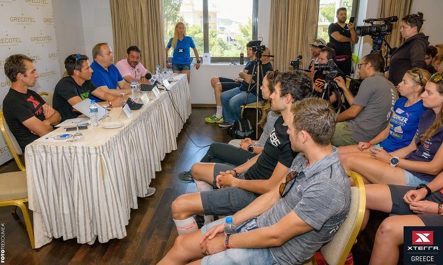Όλα έτοιμα για το 6o XTERRA Greece Championship