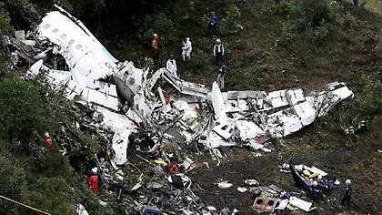 Λόγω έλλειψης καυσίμων η πτώση του αεροπλάνου της Σαπεκοένσε