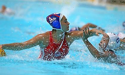 Άνετα την εθνική Κίνας ο Ολυμπιακός
