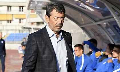 Πετράκης: «Καθοριστικό το γκολ στη λήξη του ημιχρόνου»