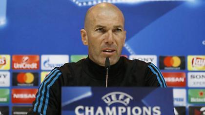 Ζιντάν: «Δεν εξαρτάται το μέλλον μου από το Champions League»