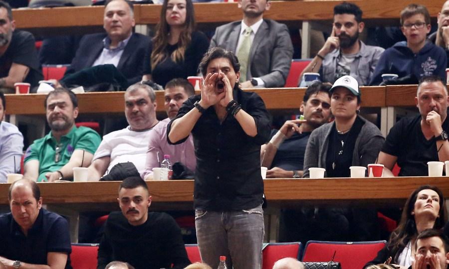 Γιαννακόπουλος σε Μπερτομέου: «Άντε γαμ@@@»!