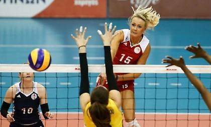 Πολυτιμότερη της Volley League η Χίπε