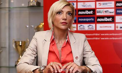 Τσιλιγκίρη στο sport-fm.gr: «Τα καλύτερα όχι απλά έχουν έρθει, αλλά θα συνεχιστούν για πολλά χρόνια»