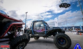 Μηχανοκίνητο πάρκο αδρεναλίνης  30.000 τ.μ. στο 12o Motor Festival της Λάρισας!