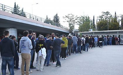 Οι τιμές των εισιτηρίων για το ματς της ΑΕΚ στη Ριζούπολη – Ανοίγει το εκδοτήριο στο ΟΑΚΑ!