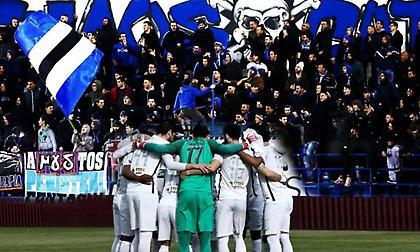 «Η τελευταία φετινή παράσταση της ομάδας που πρόσφερε το καλύτερο ποδόσφαιρο»