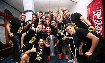 Η ΑΕΚ πρωταθλήτρια γιατί  δεν «δίνει» πια και  το άλλο μάγουλο…