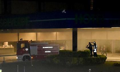 Έπιασε φωτιά το ξενοδοχείο που διέμενε η Πόρτο λόγω… φιέστας!