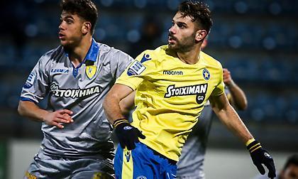 LIVE: Παναιτωλικός-Αστέρας Τρίπολης 0-2