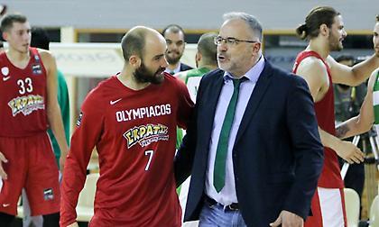 Σκουρτόπουλος: «Η ομάδα έχει κουραστεί, αλλά πανηγυρίζει την παραμονή»