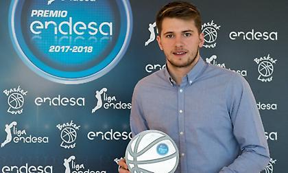 Κορυφαίος παίκτης στην Ισπανία ο Ντόντσιτς!