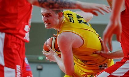 Δανεικός από τη Ζαλγκίρις και MVP της λιθουανικής λίγκας!