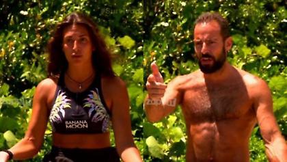 Survivor: Δύο ξένοι Σώζων Παλαίστρος Χάρος και Εύη Σαλταφερίδου!