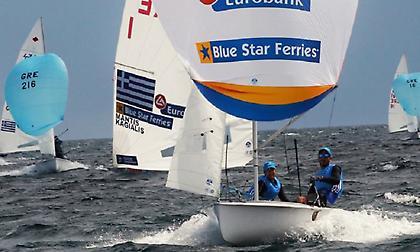 Πρωταθλητές Ελλάδας οι Μάντης-Καγιαλής