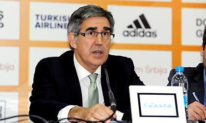 Μπερτομέου: «Δεν νομίζω ότι θα φύγει κάποια ομάδα από την Ευρωλίγκα»